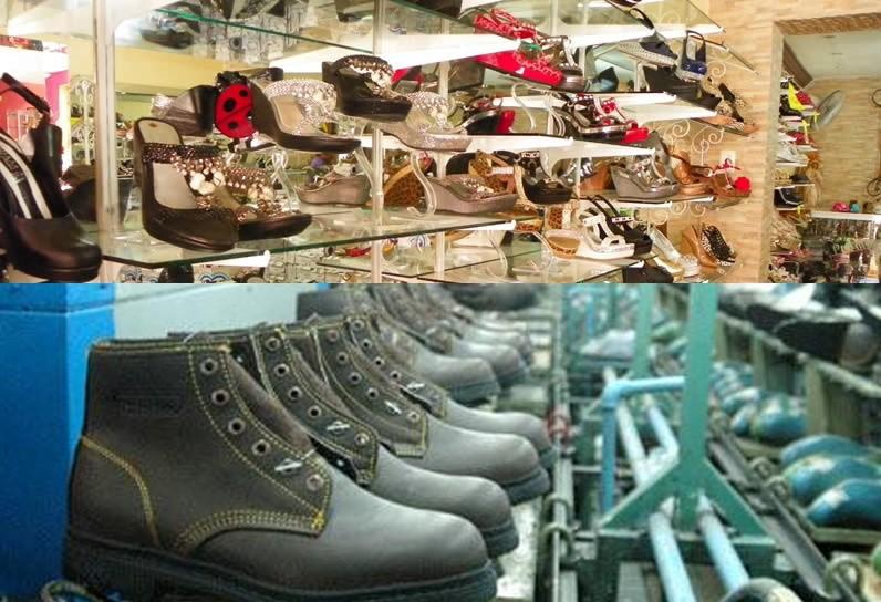 fabrica de zapatos