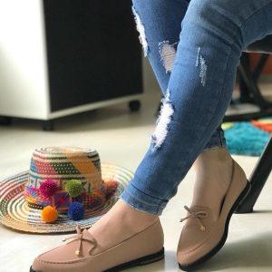 mocasines con jeans