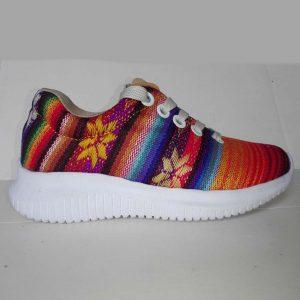 zapatillas urbana de niña a colores