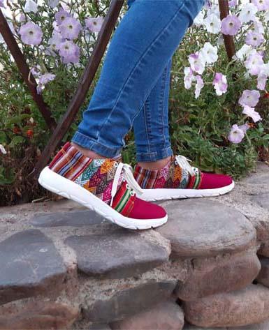 zapatos peruanos inkabords